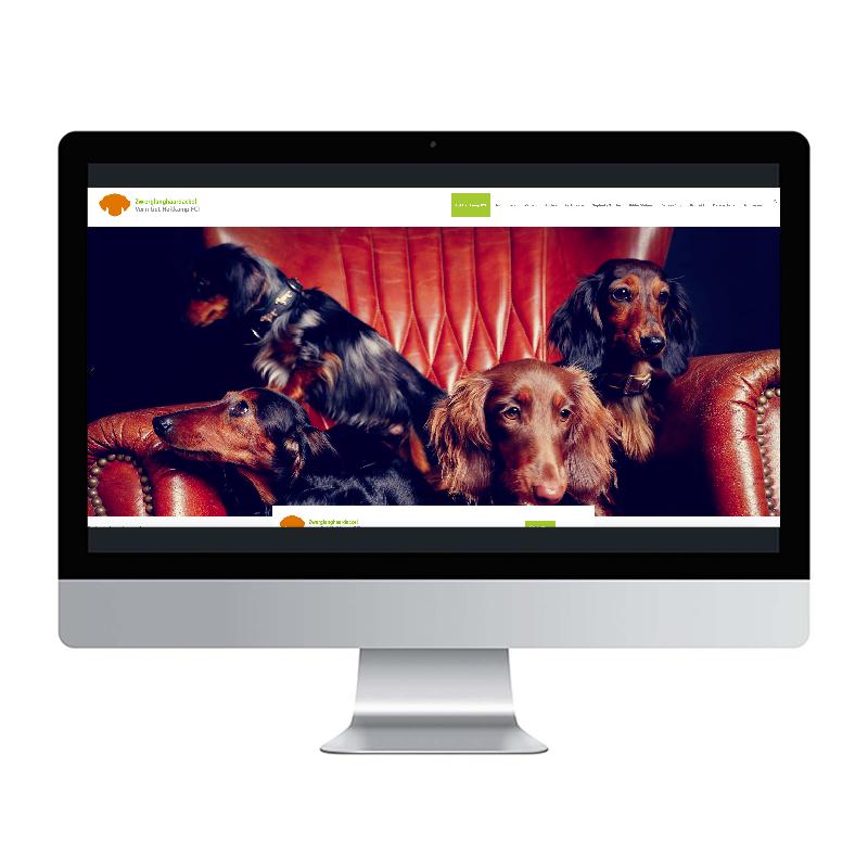 adcom werbeagentur Corporate Design Web-Design Langhaardeckel Gut Heitkamp Recklinghausen
