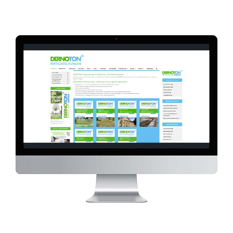 adcom werbeagentur Corporate Design Web-Design DERNOTON GmbH