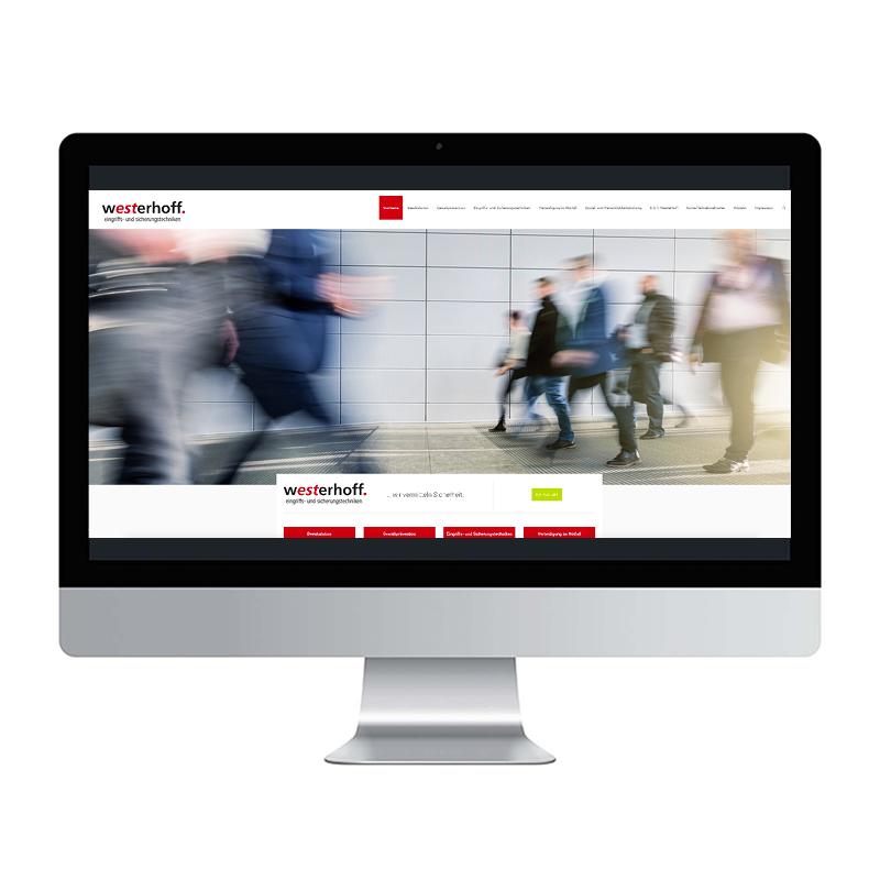 adcom werbeagentur Corporate Design Web-Design EST Sicherheitstechnik Marl