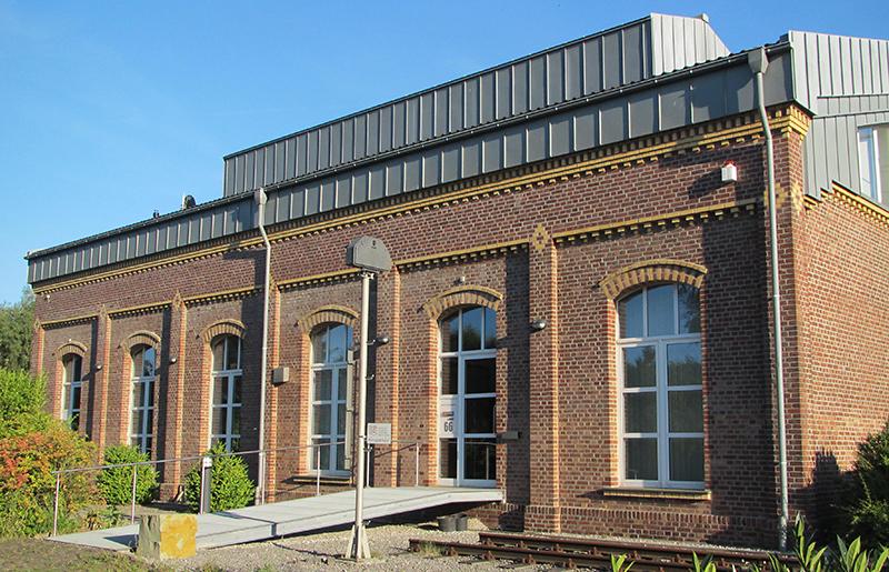 adcom werbeagentur Recklinghausen-Suderwich Ehemalige Lokomotivenhalle König-Ludwig 4/5