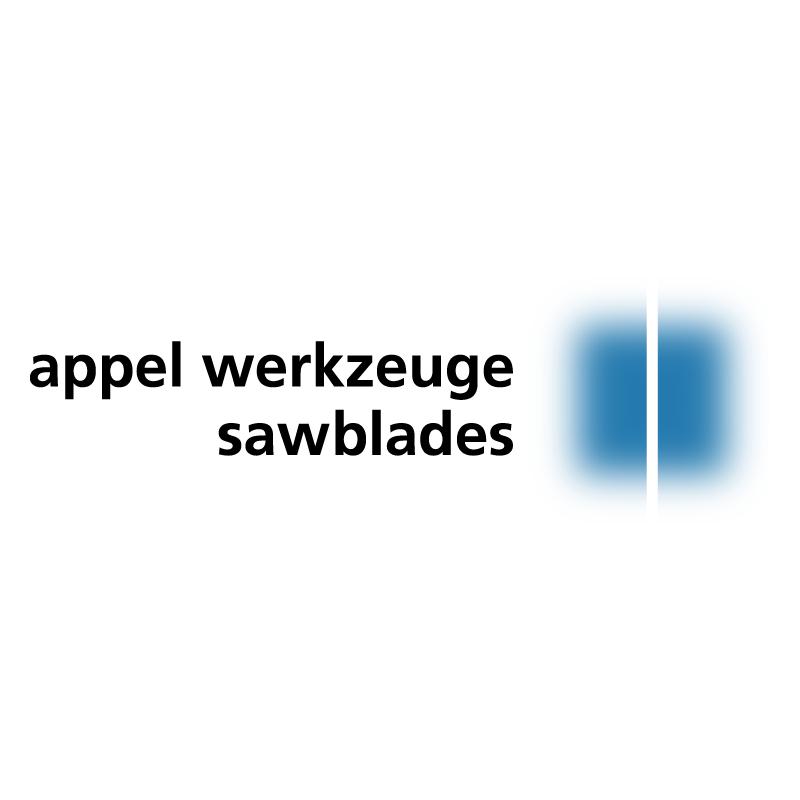 adcom werbeagentur Logo Appel Werkzeuge sawblades