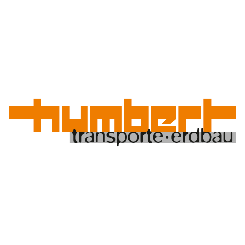 adcom werbeagentur Corporate Design Logo-Design Humbert GmbH Transporte Erdbau Dorsten