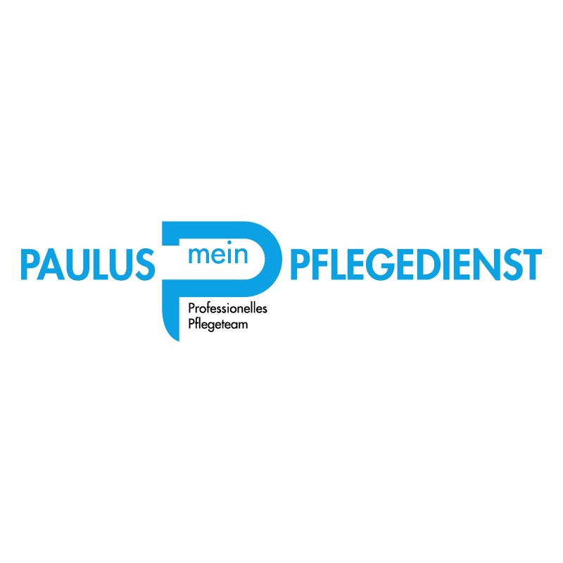 adcom werbeagentur Logo Paulus Pflegedienst Oberhausen